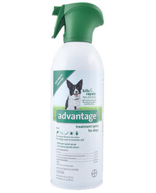 Advantage Dog Spray 8oz
