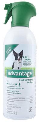 Advantage (Bayer) Advantage Dog Spray 8oz