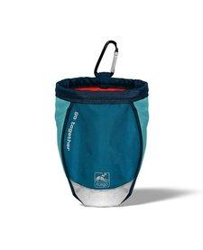 Kurgo Go Stuff It Treat Bag Blue
