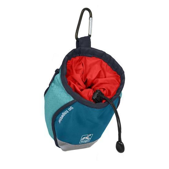 Kurgo Kurgo Go Stuff It Treat Bag Blue