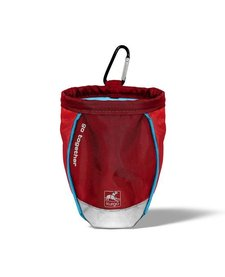 Kurgo Go Stuff It Treat Bag Red