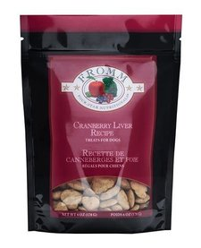 Fromm 4 Star Cranberry Liver Treats 6oz
