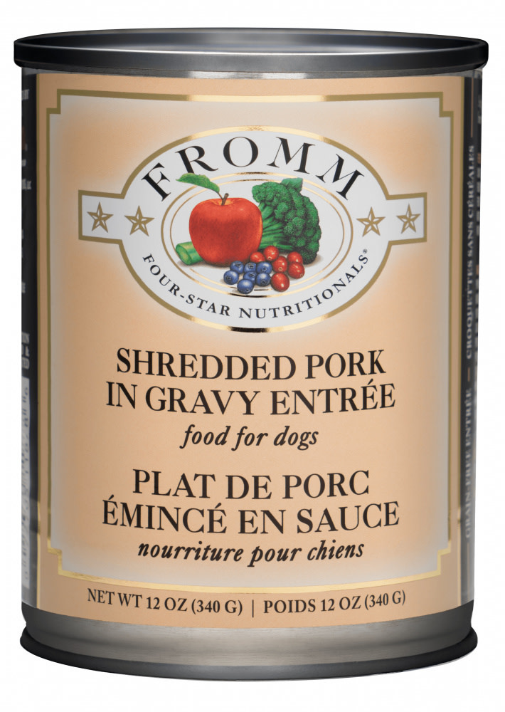 Fromm Family Foods LLC Fromm 4Star Shred Pork 12oz