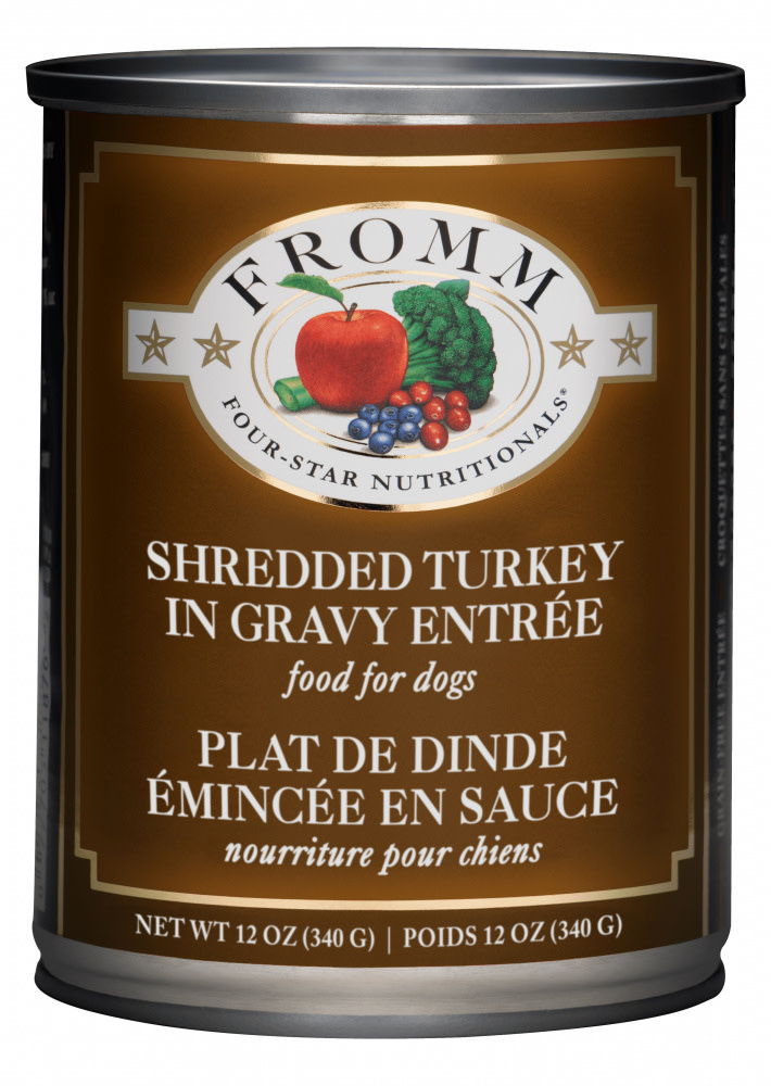 Fromm Family Foods LLC Fromm 4Star Shred Turkey 12oz