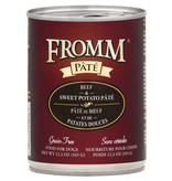 Fromm Family Foods LLC Fromm Beef Sweet Potato Pate 12 oz