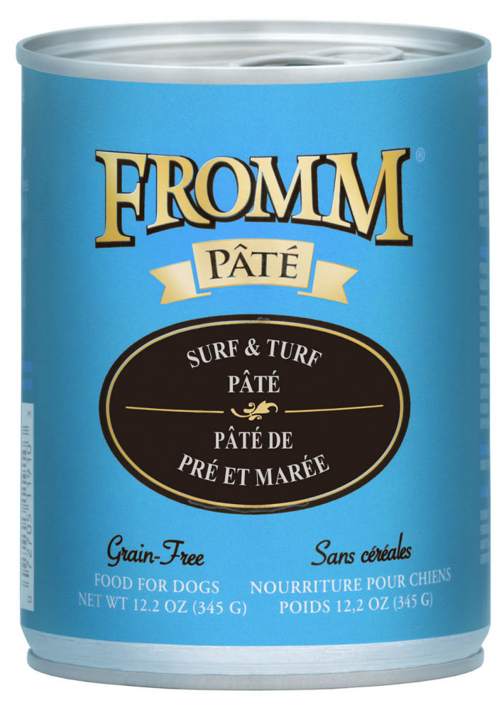 Fromm Family Foods LLC Fromm  Surf & Turf Pate 12 oz