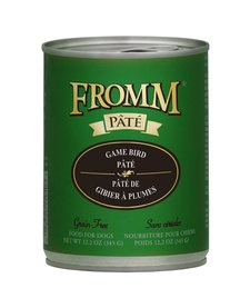 Fromm  Game Bird Pate 12 oz