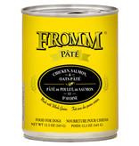 Fromm Family Foods LLC Fromm Chk/Slm/Oat Pate 12 oz