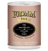 Fromm Family Foods LLC Fromm Pork & Rice Pate 12 oz