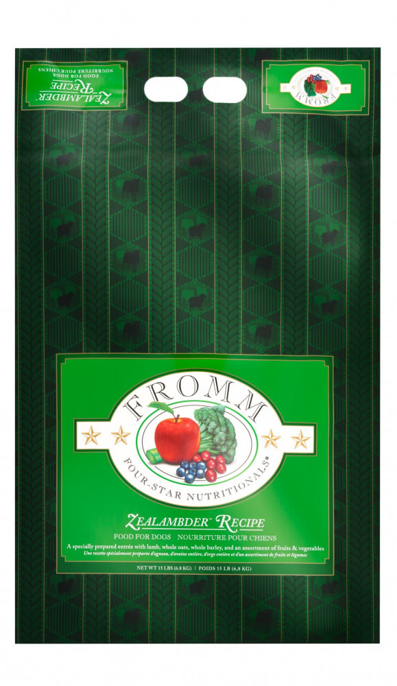 Fromm Family Foods LLC Fromm 4Star Zealambder 30 lb