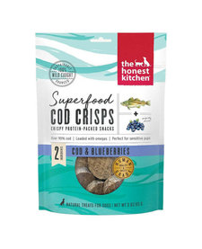 Honest Kitchen Cod & Blueb. Crisps