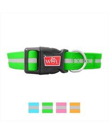 Wigzi Waterproof Collar Green SM