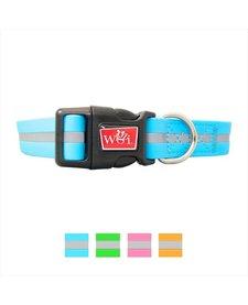 Wigzi Waterproof Collar Blue MD