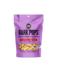 Bixbi BarkPops Sw Potato/Apple 4 oz