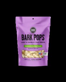 Bixbi Bark Pops Chicken 4 oz