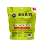 Bixbi Bixbi Jerky Treats Beef Lung Recipe Dog Treats 10 oz