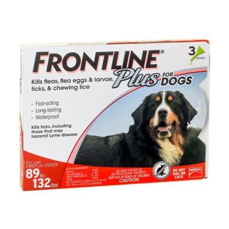 Frontline Plue Dog 89-132 lb