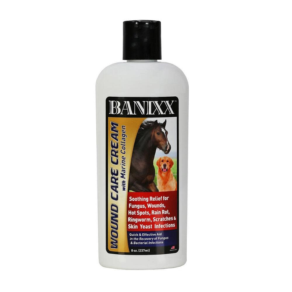 Banixx Wound Cream 8 oz