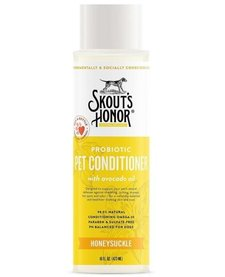 Skout's Honor Conditioner Honeysuckle 16 oz