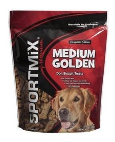 Sportmix Gold Bisc Med 3 lb