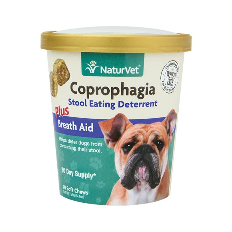 Coprophagia Plus Breath Aid Chew 70 ct