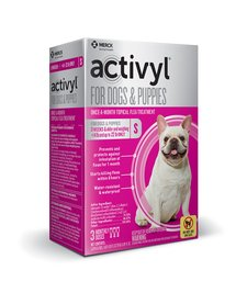 Activyl Flea Treatment SM