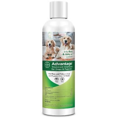 Advantage (Bayer) Advantage Dog Shampoo 8oz