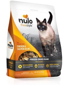 Nulo Cat Chicken & Salmon 8oz FD
