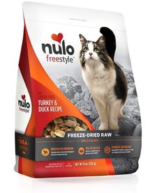Nulo Cat Turkey & Duck 3.5oz FD