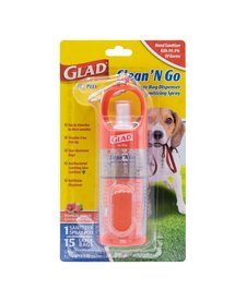 Glad Clean And Go Dispenser