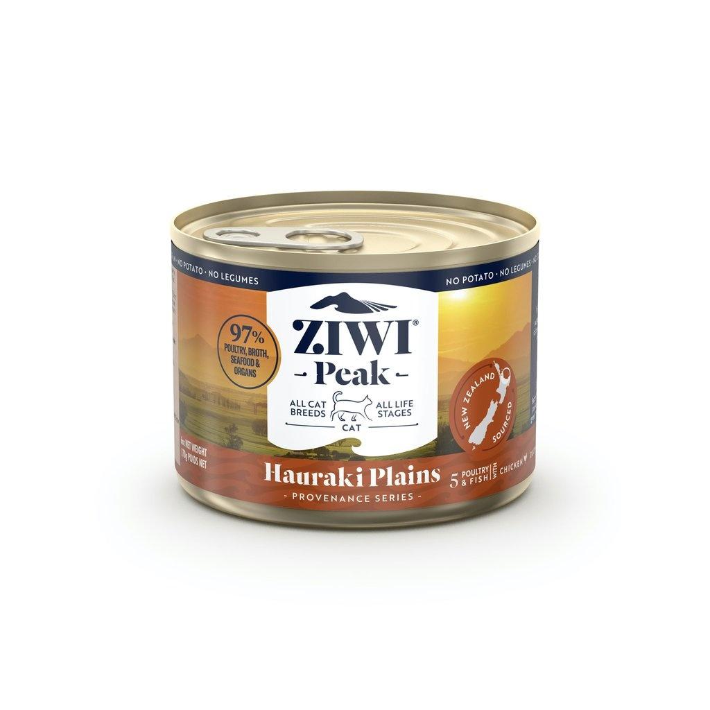 Ziwipeak USA, Inc. Ziwi Provenance Cat Hauraki Plains 6 oz