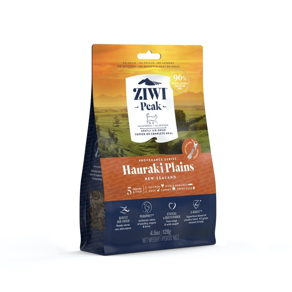 Ziwipeak USA, Inc. Ziwi Provenance Cat Hauraki Plains 4.5 oz