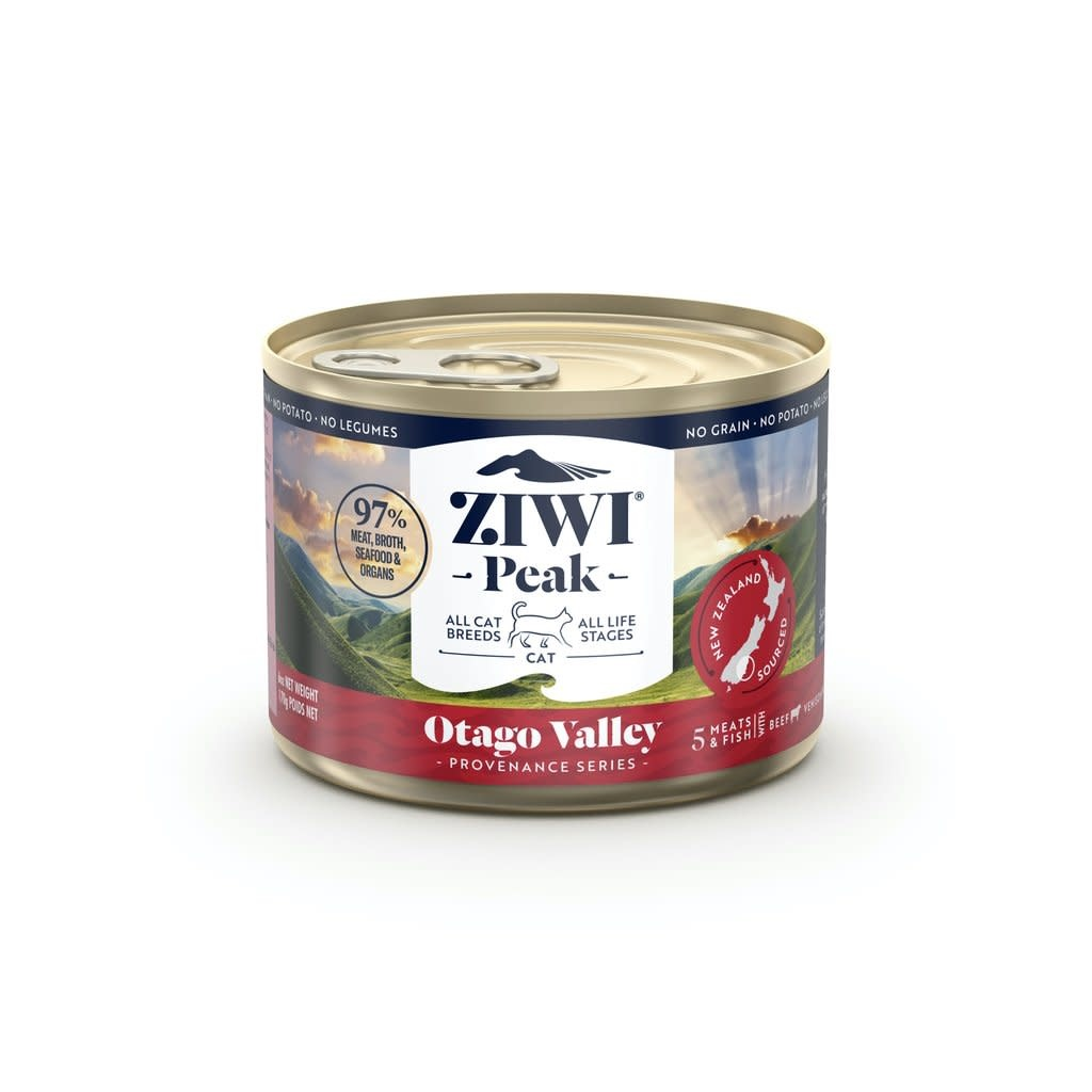 Ziwipeak USA, Inc. Ziwi Provenance Otago Valley 6 oz