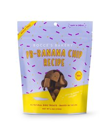 Bocce PB Banana Chip 6 oz
