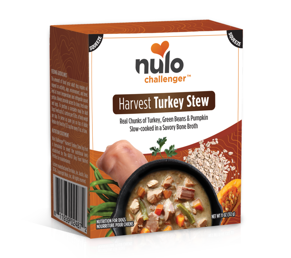Nulo Nulo Challenger Turkey Stew 11 oz