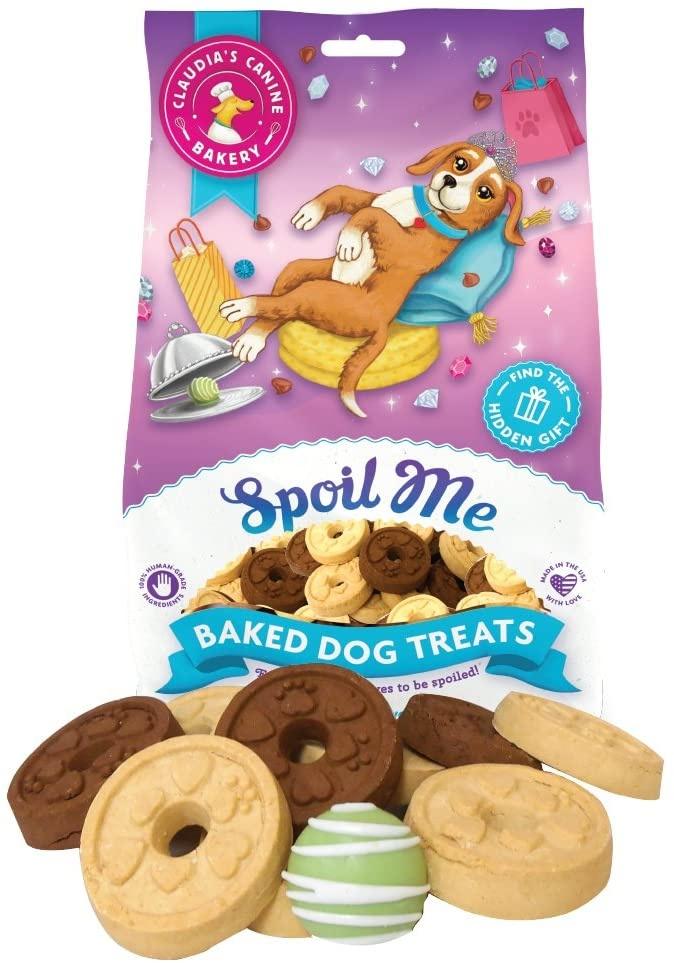 Claudia's Bakery Claudia's Canine Spoil Me Treats 8 oz