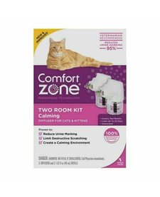 Comfort Zone Two Room Cat Diffuser