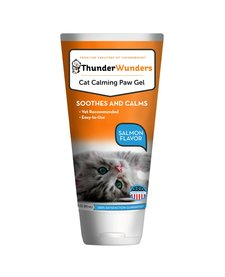 ThunderWunders Cat Calming Paw Gel 3 oz