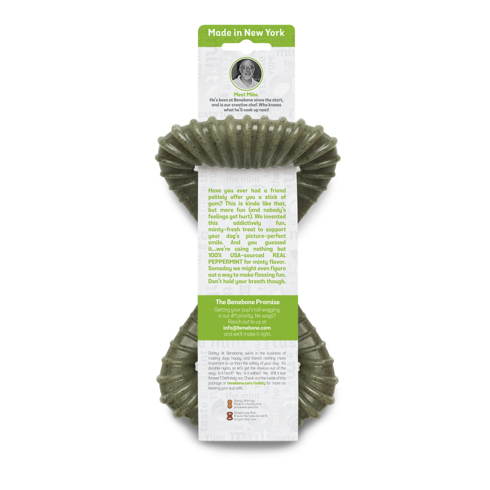 Benebone BeneBone Dental Chew Mint Medium