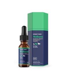 Honest Paws Purity CBD Oil 250 mg