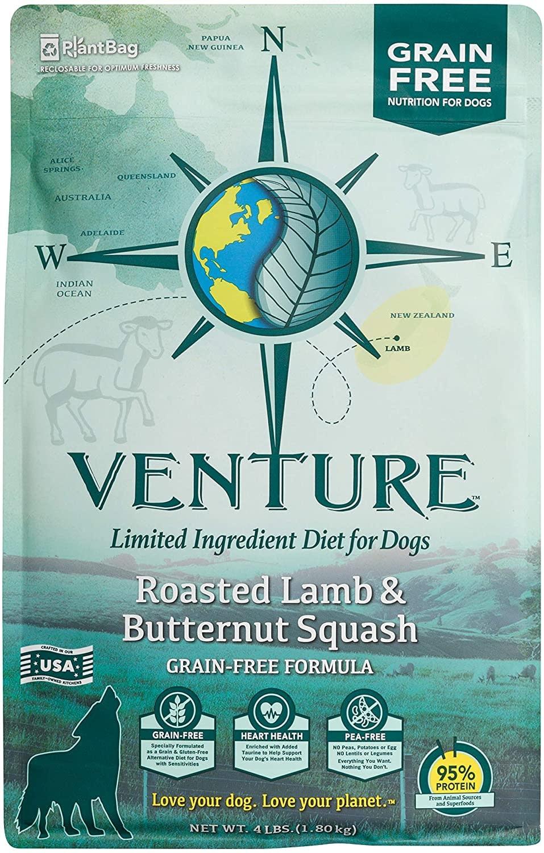 Earthborn Earthborn Venture Lamb & Squash 4 lb