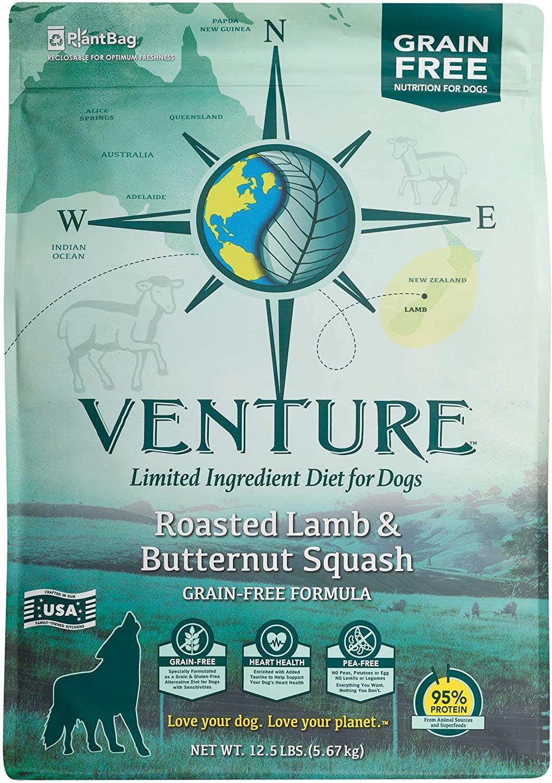 Earthborn Earthborn Venture Lamb & Squash 12.5 lb