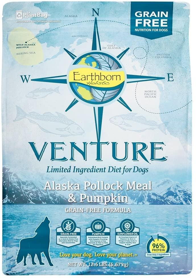 Earthborn Earthborn Venture Pollock 12.5 lb