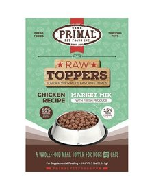 Primal Chicken Market Mix Topper 5 lb