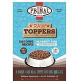 Primal Pet Foods Primal Sardine Market Mix Topper 5 lb
