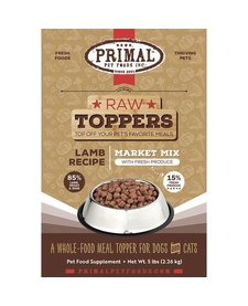 Primal Lamb Market Mix Topper 5 lb