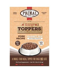 Primal Pork Market Mix Topper 5 lb