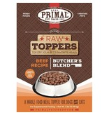 Primal Pet Foods Primal Beef Butcher Blend 2 lb