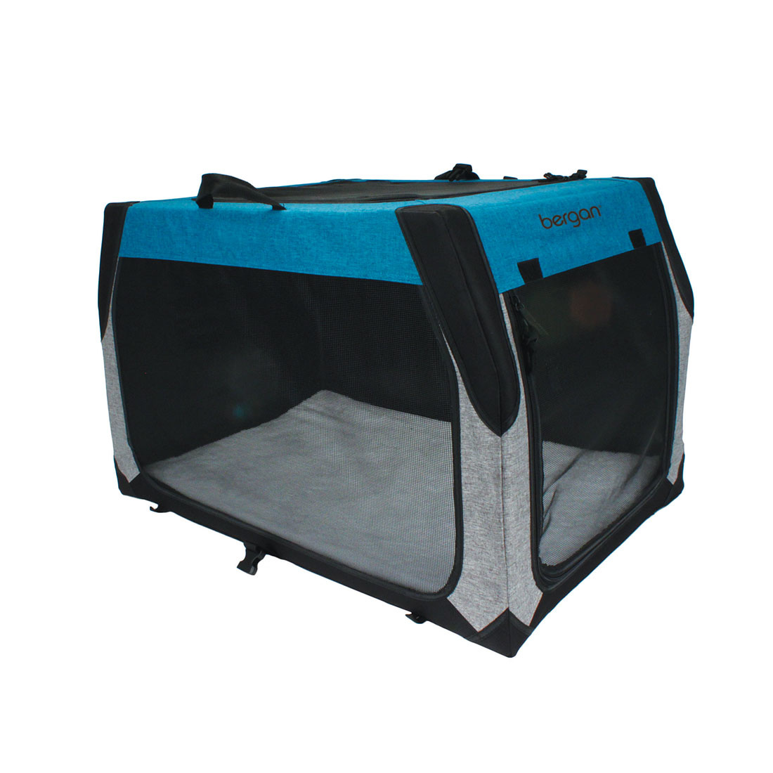 Coastal Pet Products Bergan Collapsible Soft Crate LG