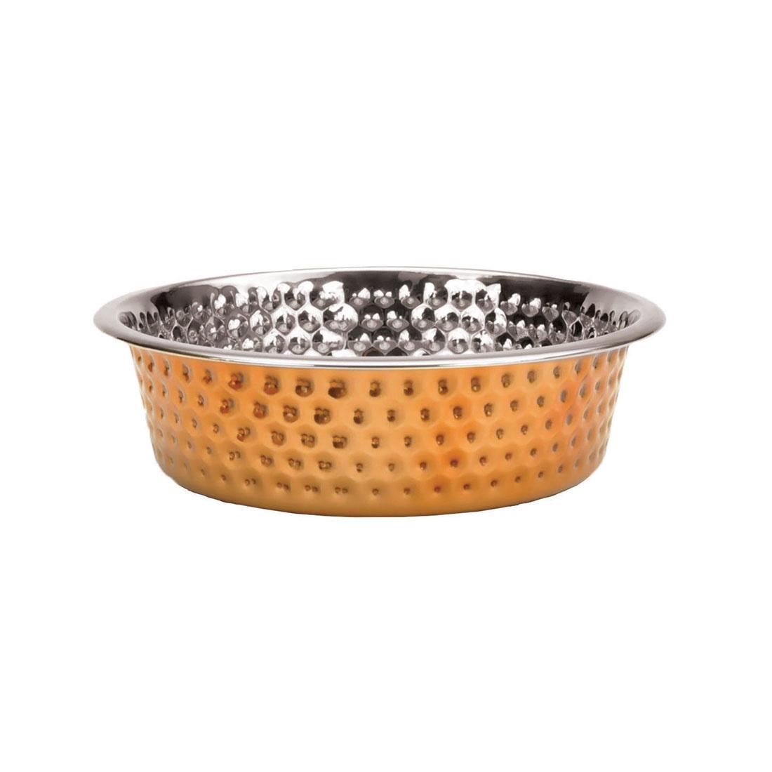 Maslow Hammered Bowl 9.25